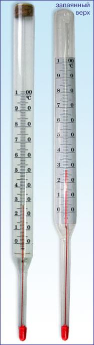 Жидкостные термометры тл-2 лабораторные от компании оао термоприбор, применяются в лабораторных условиях