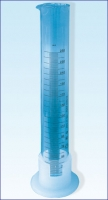 Цилиндры мерные исп.3 с носиком и пластмассовым основанием